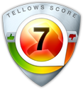 tellows Rating for  +4536953708 : Score 7