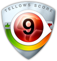 tellows Rating for  +4536950110 : Score 9